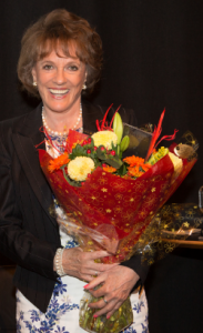 Esther Rantzen at Pride of Andover Awards 2013