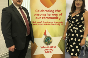 Ocado celebrates excellence in fundraising with local award